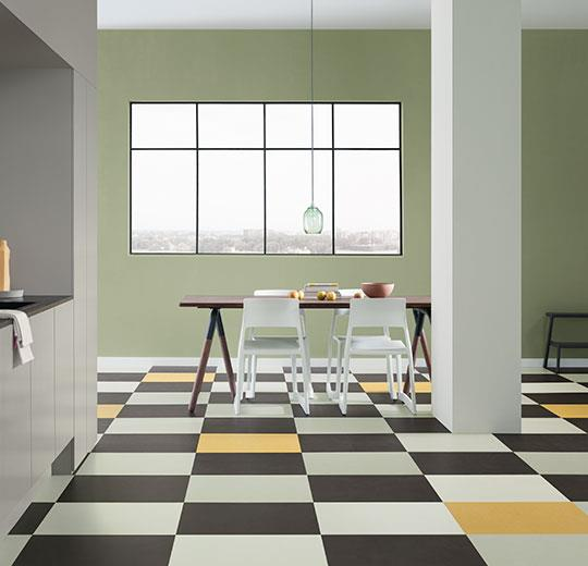 forbo marmoleum click cinch loc green design center. Black Bedroom Furniture Sets. Home Design Ideas