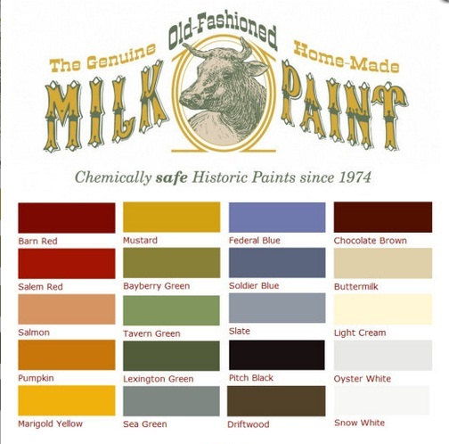 The Old Fashioned Milk Paint Co