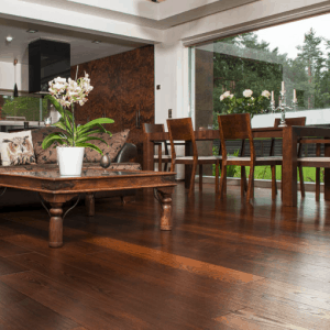 Thermory Ash Solid Wood Flooring