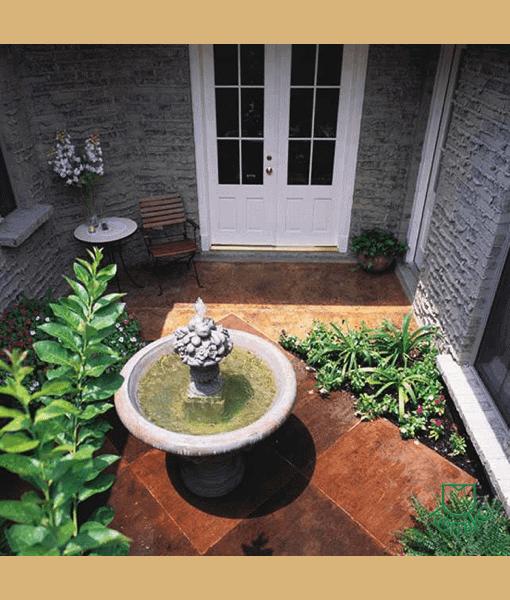 Kemiko Stone Tone Concrete Stain Building For Health