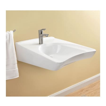 Toto Wall Mount Sink Befon For