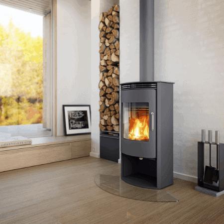 RAIS Gabo Wood Stove - RAIS Gabo Gas Stove - The Green Design Center