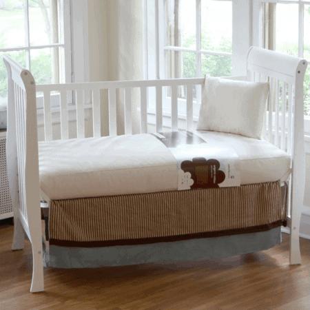 Naturepedic Ultra Seamless Organic Crib Mattress