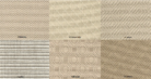 DMI Flat Woven Wool Pattern Preview all in Ambrosia