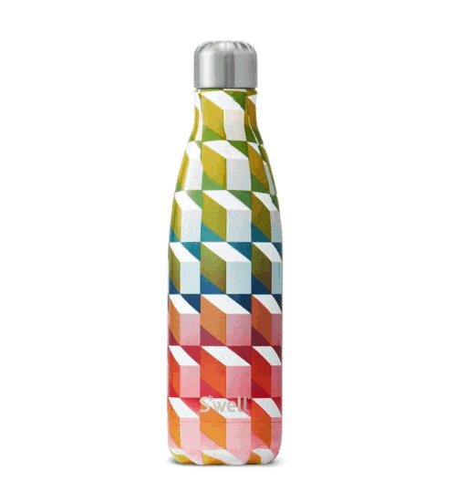8e4b0b2156 S'well Art Deco Collection Stainless Steel Water Bottles - GDC
