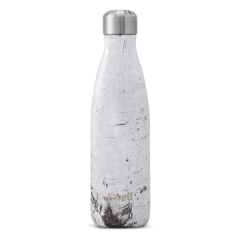 S Well Wood Collection Stainless Steel Water Bottles Gdc