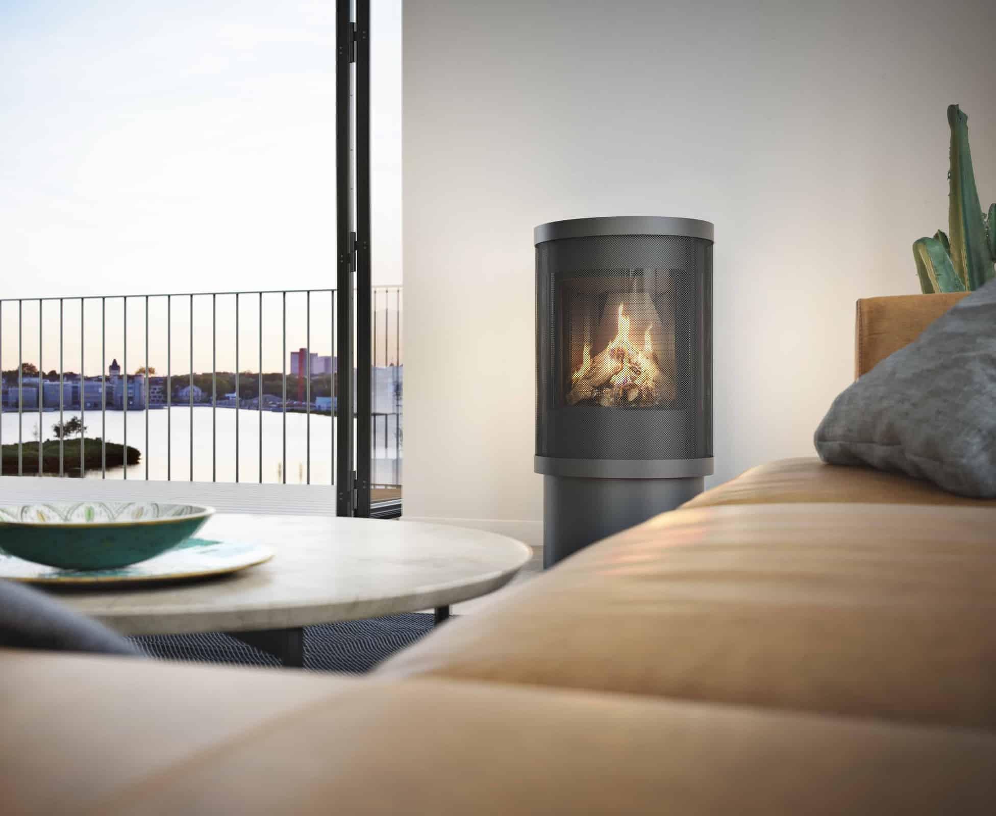 Rais Viva L Gas Series Stove The Green Design Center Rocket Diagram Oven Fireplace Earthen Pint 100 120