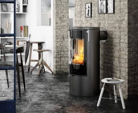 Rais Viva L High Efficiency Wood Stove