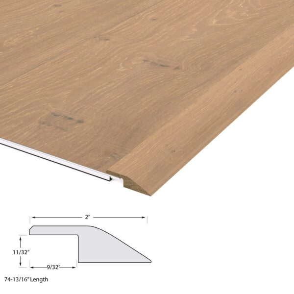 Oak & Maple Geowood Reducer