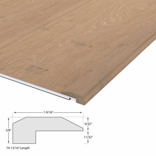 Oak & Maple Geowood Threshold