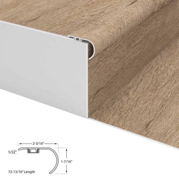 Builder's Choice Overlap Stair Nosing