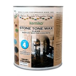 Kemiko Stone Tone Buff on Wax