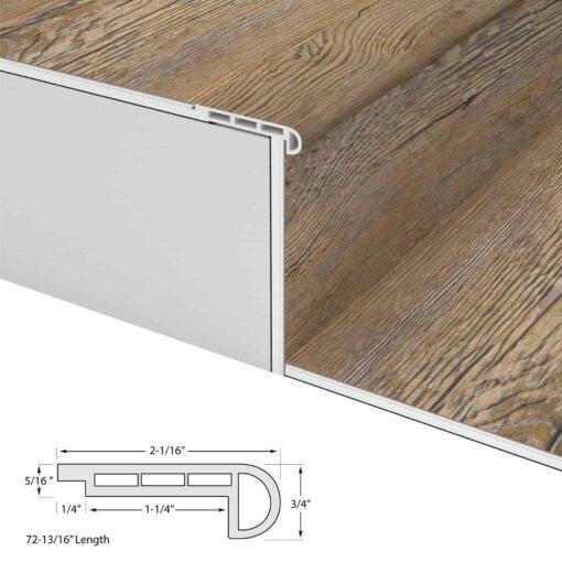 Longboard Flush Stair Nosing