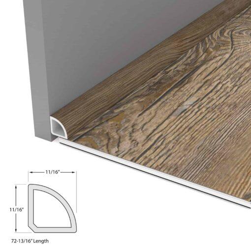 Longboard Quarter Round