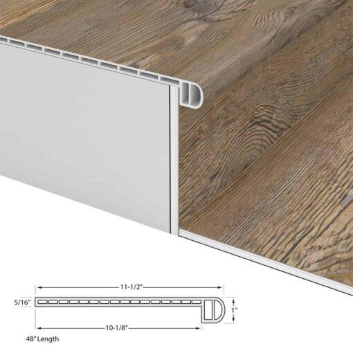 Longboard Stair Tread