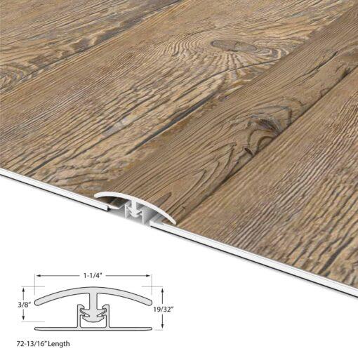 Longboard T Molding