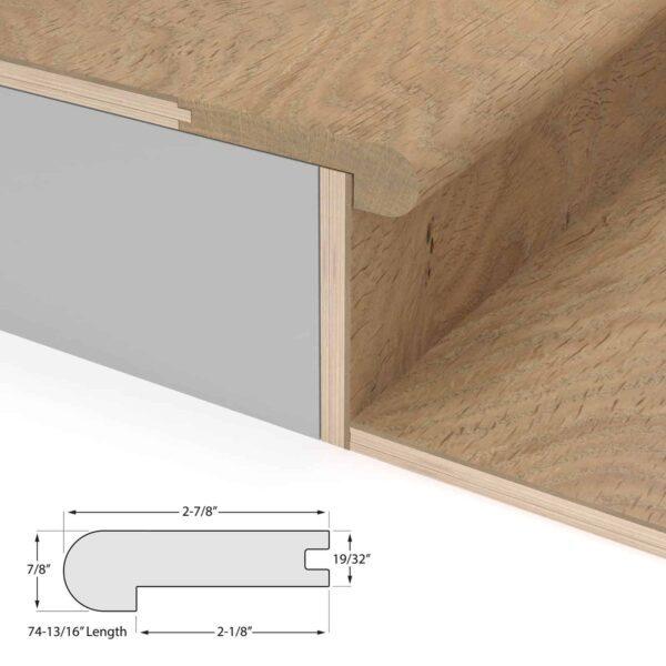 Meritage Flush Stair Nosing