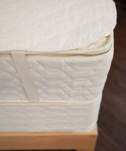 Savvy Rest Cotton Mattress Pad