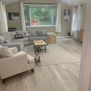 Whitewater Oak Longboard